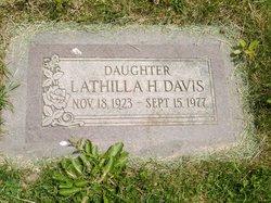 Lathilla Hasty Davis