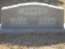Maud Elva <I>Harkey</I> Jones