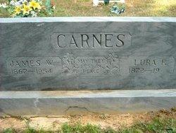 Lura Mildred <I>Fulbright</I> Carnes