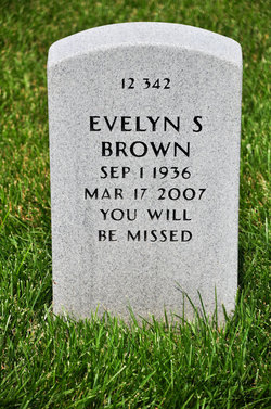 Evelyn S. Brown
