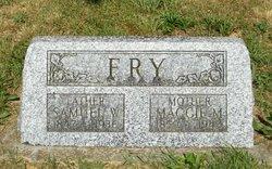 Samuel Weaver Fry