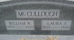 William W McCullough