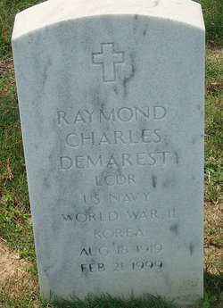 Raymond Charles Demarest