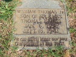 William Thomas Banks, Jr