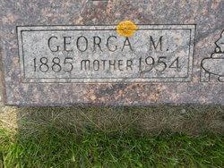 Georgia M <I>Waddell</I> Gaston