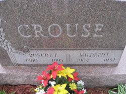Roscoe E Crouse