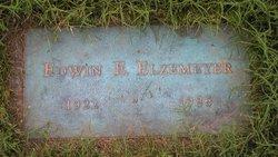 Edwin Ernst Elzemeyer, Jr