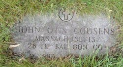 John Otis Cousens