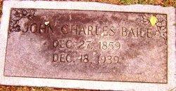John Charles Baile