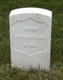 Pvt John W. Saylor