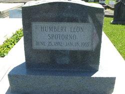 Humbert Leon Spotorno