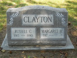 Russell C Clayton