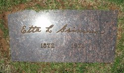"Henrietta Louise ""Etta"" <I>Rogers</I> Grimm"