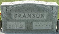 Henry Clay Branson