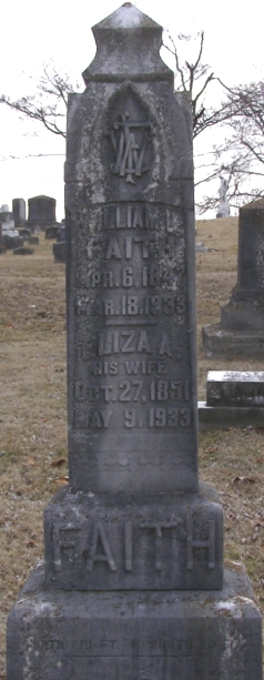 William Lewis Faith