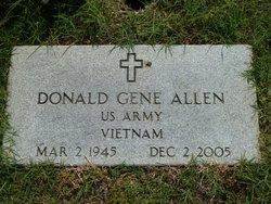 Donald Gene Allen
