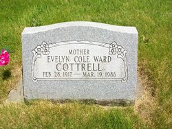 Evelyn <I>Cole</I> Cottrell