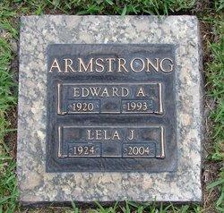 Lela J <I>Enoch</I> Armstrong
