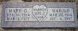 Mary G. <I>Schoen</I> Adkinson
