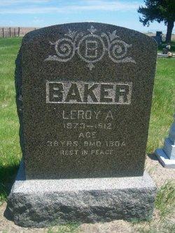 Leroy A Baker