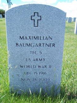 Maximilian Baumgartner