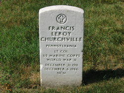 Francis L Churchville