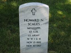 Howard Noah Scales