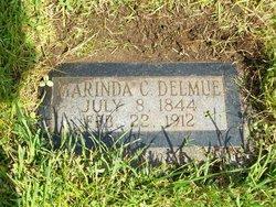 """Marinda """"Mina"""" <I>Emmett</I> Delmue"""