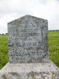 B Joseph Willenborg