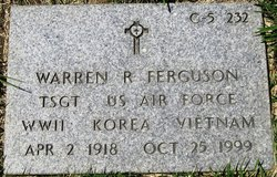 Warren Russell Ferguson