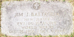 Pvt Jim J Battaglia