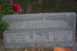 Fern <I>Thompson</I> Quarnberg