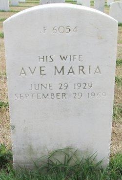 Ave Maria <I>Cobb</I> Kincaid