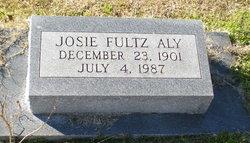 Josie Newell <I>Fultz</I> Aly