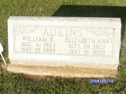 Elizabeth Ann Adkins