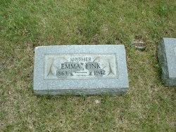 Emma <I>Weber</I> Fink