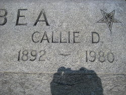 Callie <I>Drake</I> Albea