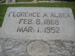 Florence Arminta <I>Kilpatrick</I> Albea