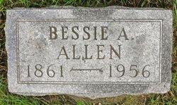 Bessie A. <I>Board</I> Allen