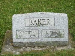 John Walter Baker