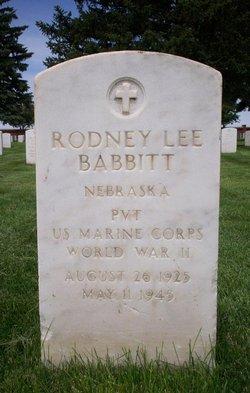 Rodney Lee Babbitt