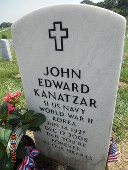 """John Edward """"Jack"""" Kanatzar"""