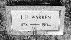 """James Hammel """"Jim"""" Warren"""
