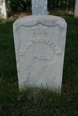 Pvt William J. Vankirk