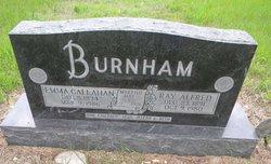 Emma <I>Callahan</I> Burnham