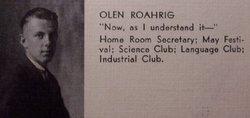 "Olen S. ""Oley"" Roahrig"