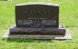 Arden McClure