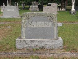 Annie <I>McLane</I> Harper