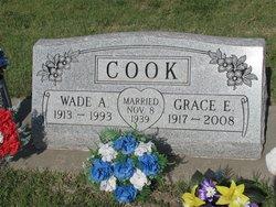 Grace E <I>Wilken</I> Cook