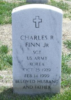 Charles R Finn, Jr